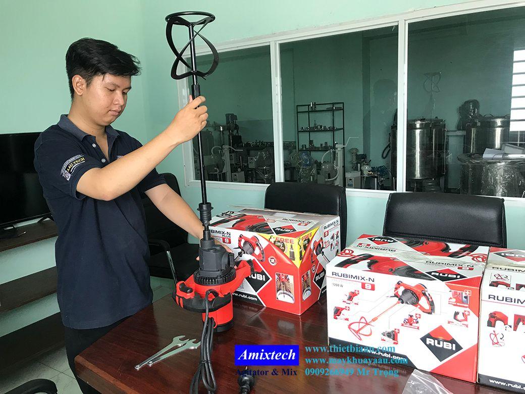 máy khuấy cầm tay Rubimix 9N Plus 1200w